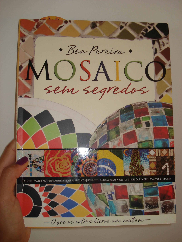 Mosaicos sem segredos   Arte em Partes